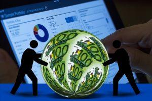 Der globale Markt der Finanzen